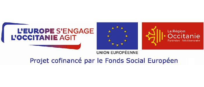 logo fond social europeen